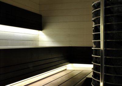 Sauna Lava
