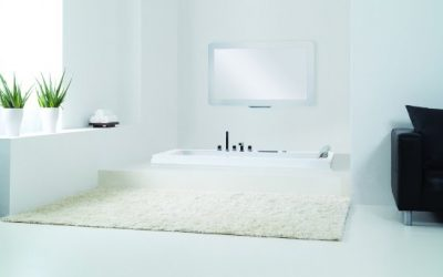 Cometa, Whirlpool Bath