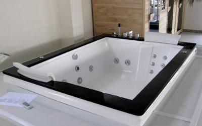 Quadra, Whirlpool Bath for two people