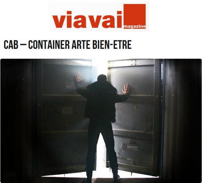Via Vai Magazine intervista Lifeclass su CAB