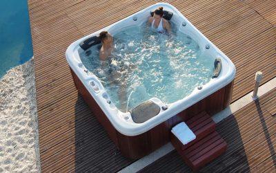 Hot tub 6 seats Virgin