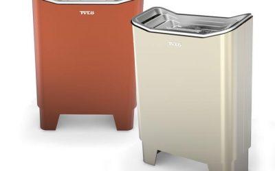 Nuovi colori e nuovi modelli per Tylö Expression