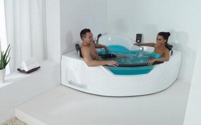 Whirlpool Bath Iride