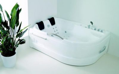 Regina, Whirlpool Bath for two people