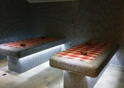 Spa center Hotel -Palm  Dubai (UAE)