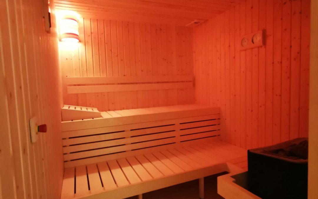 Sauna e bagno turco Al Rashadiya Dubai