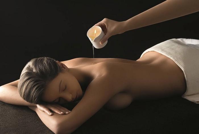 Imparare il massaggio con le candele