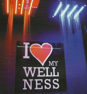 Wellness Design – Design Week 2013