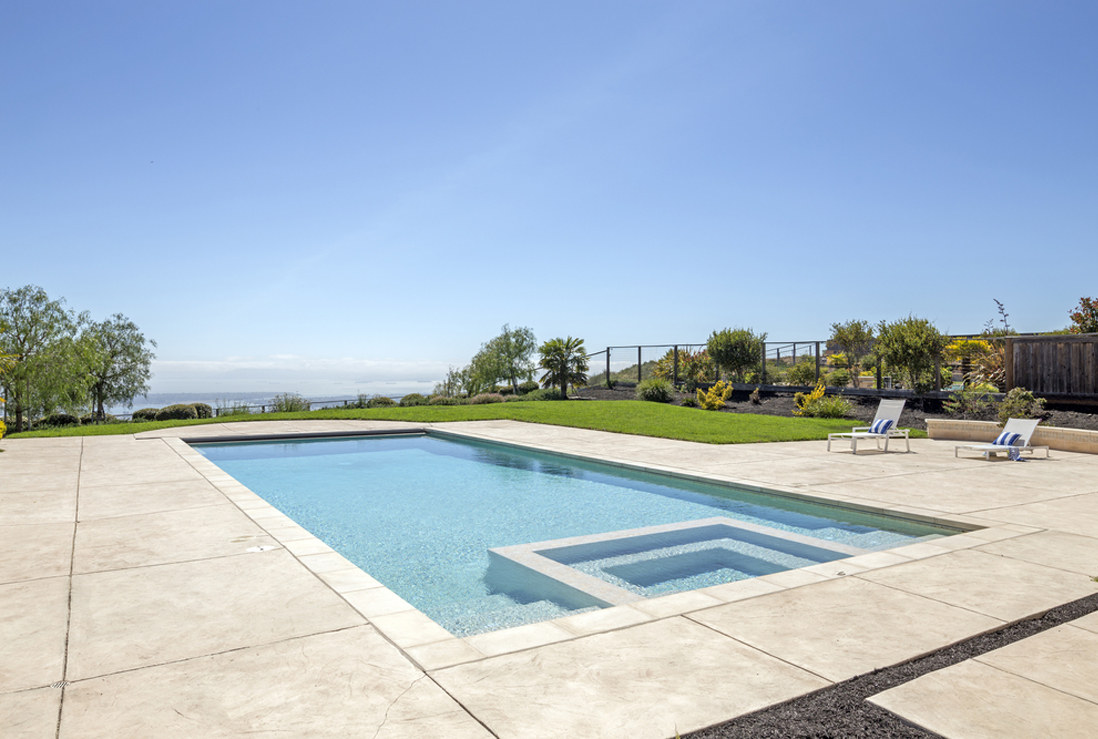 vasche idromassaggio da esterno per il tuo giardino