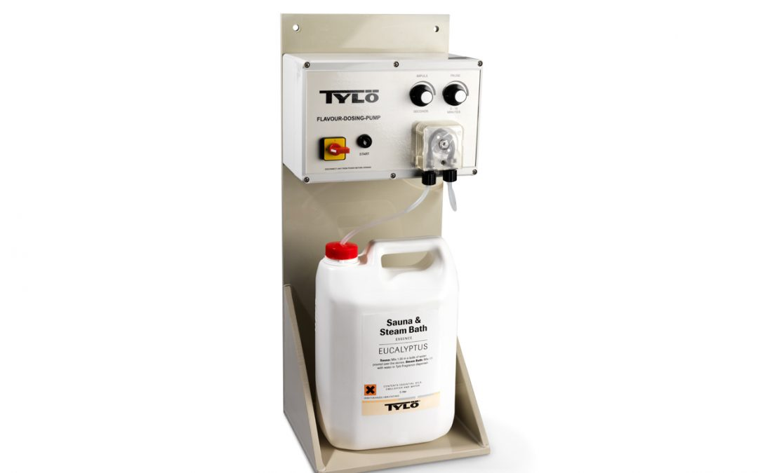 Lifeclass presents Tylö dosing pump