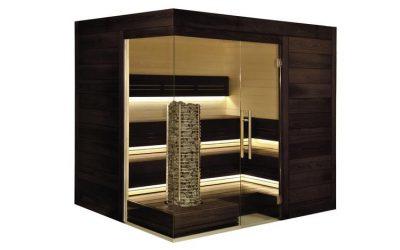 Sauna finlandese Lava