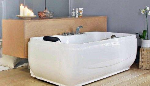 vasca idromassaggio per una persona