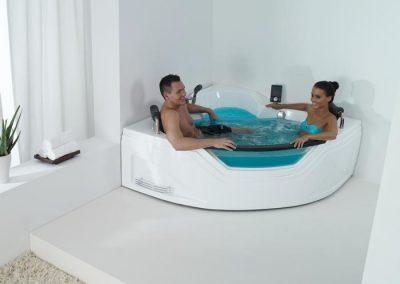 Iride Whirlpool Bath