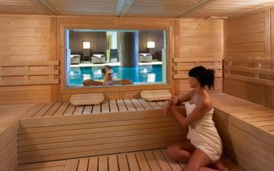 Sauna su misura
