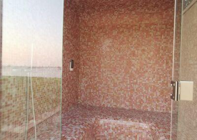 sauna e bagno turco da esterno