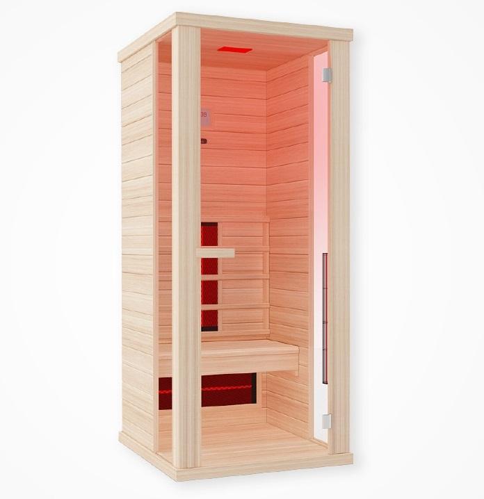 sauna infrarossi tylo 1 persona