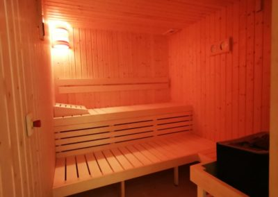 Sauna and Steam room Al Rashadiya Dubai