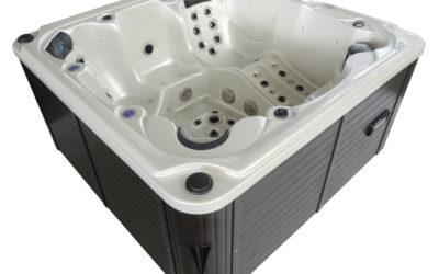 Mini piscine – vasche idromassaggio da esterno – SPA – prefabbricate