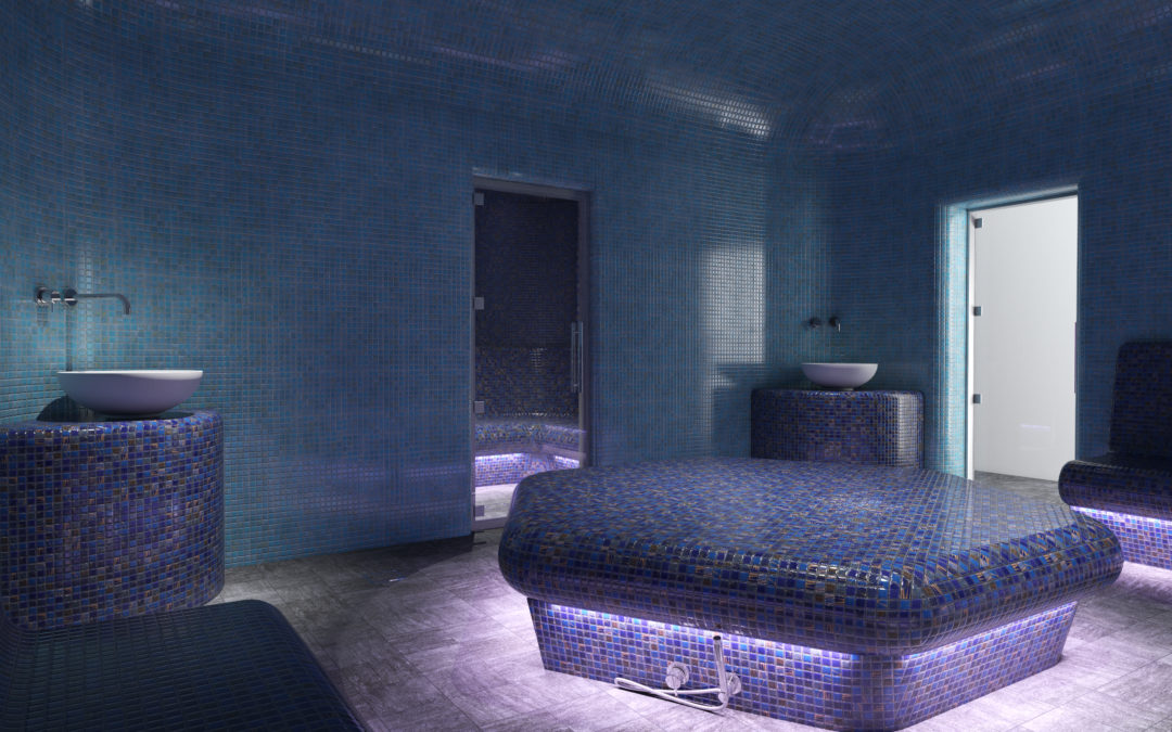Hammam with steam room in Al Ain