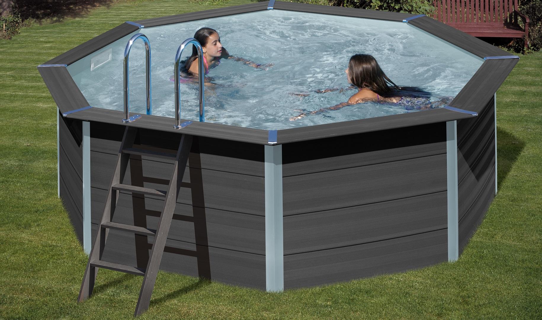 piscina rotonda