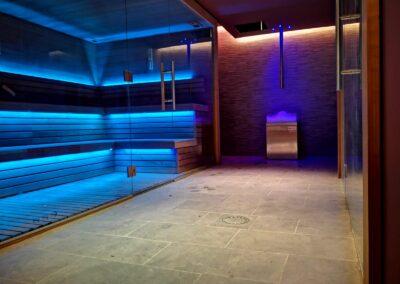 Spa completa hotel sul lago di Garda