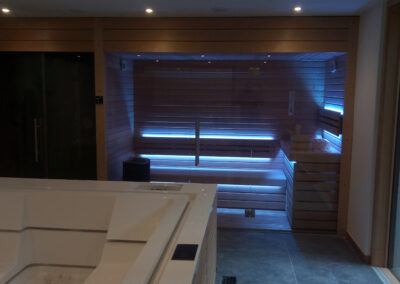 sauna vasca doccia emozionale