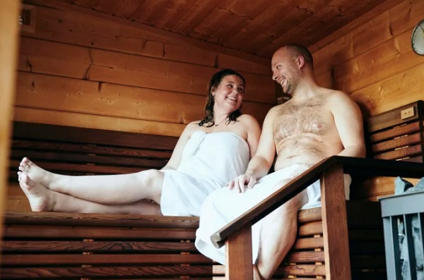 Sauna: combatte lo stress, aiuta il sonno e la socialità