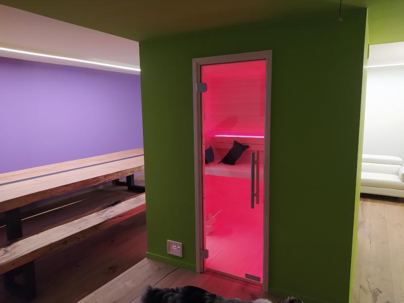 sauna glamour