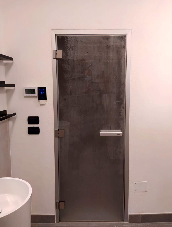 porta bagno turco Tylo