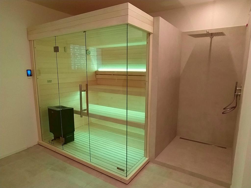 sauna betulla rossa