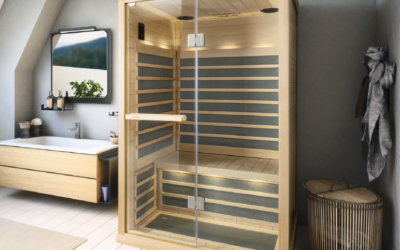 Nuova gamma saune ad infrarossi TYLO