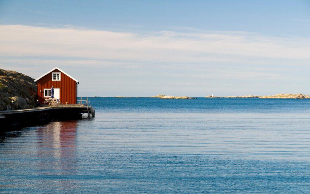 Costruire una sauna interna o esterna?